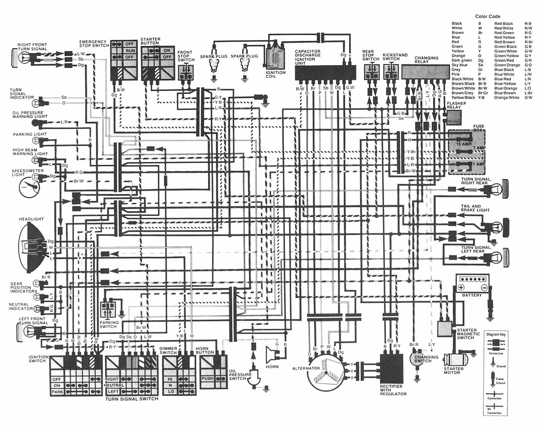 honda cl90 wiring diagram wiring diagram and schematic a collection of clic honda wiring diagrams