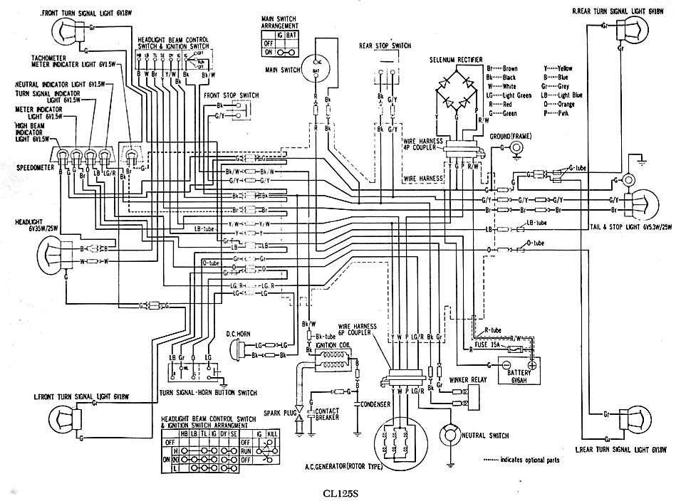 honda cbf 125 wiring diagram honda motorcycles 2013  u2022 swissknife co
