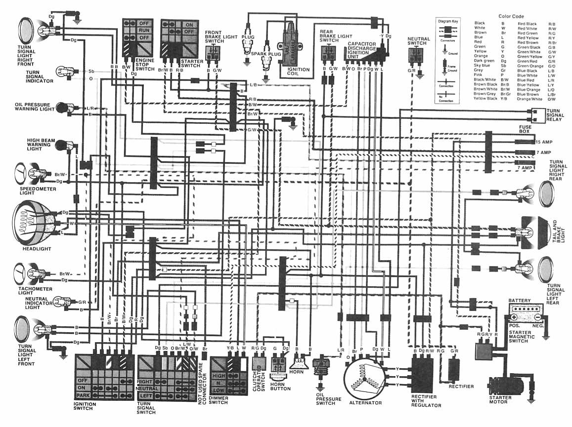 Index Of Mc Wiringdiagrams 1980 Kz1000 Wiring Diagram Color Cb450t82